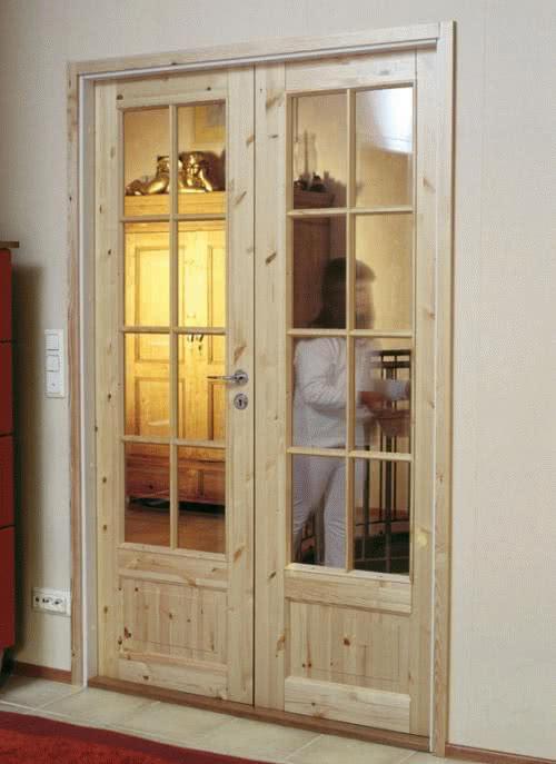 фото: дверь из мербау