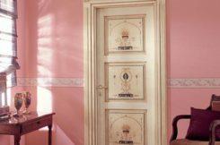 фото: заводской декор межкомнатной двери