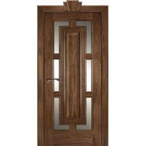фото: Дверь из массива сосны