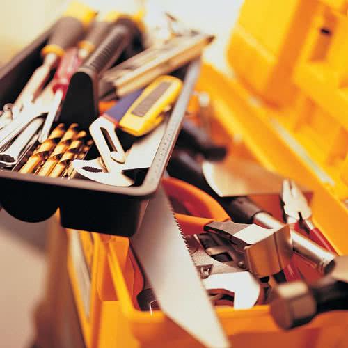 фото: Инструменты для установки дверей