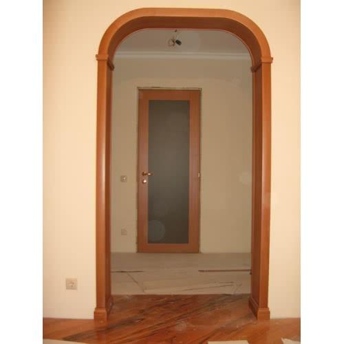 фото: Нестандартный дверной проем