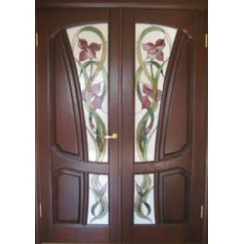 фото: Установка дверей из массива