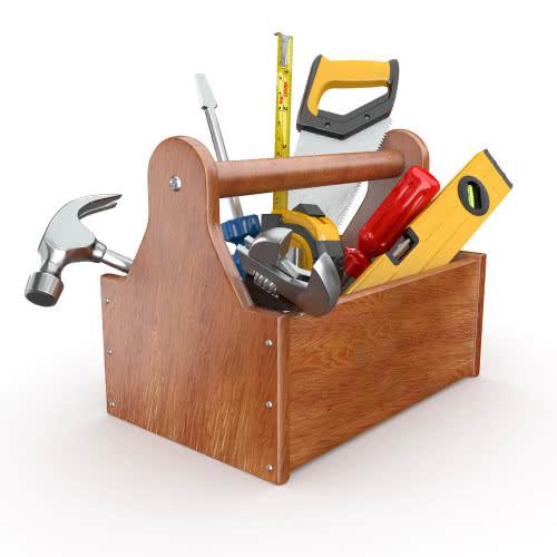 фото: Любой инструмент может потребоваться для открывания замка