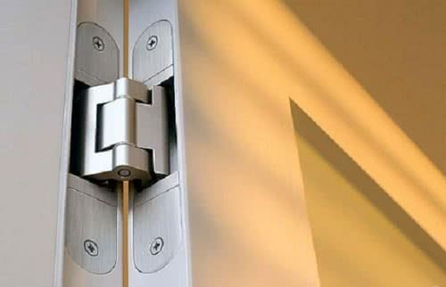 фото: Врезные петли для межкомнатных дверей