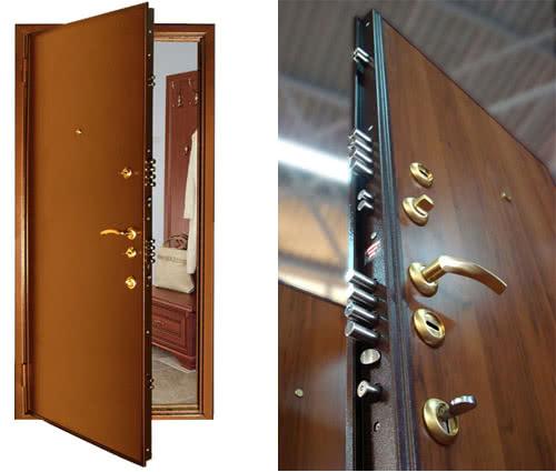 фото: Как выбрать входную металлическую дверь