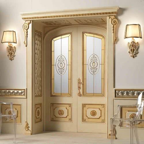 фото: дизайнерская межкомнатная дверь