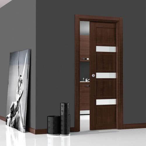 фото: раздвижная межкомнатная дверь