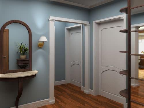фото: щитовая дверь