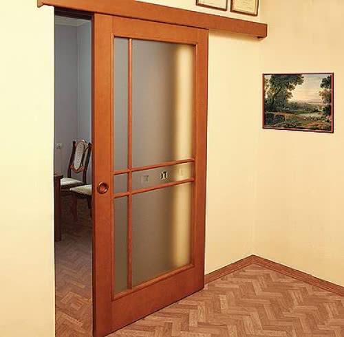 фото: особенности раздвижной двери