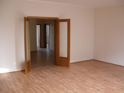 фото: распашная межкомнатная дверь