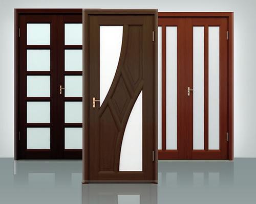 Фото: Выбор межкомнатных дверей