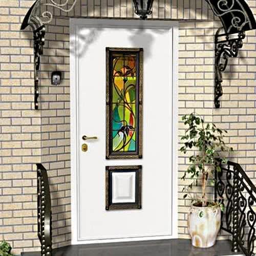 фото: Хорошо утепленная входная дверь сократит расходы на платежи