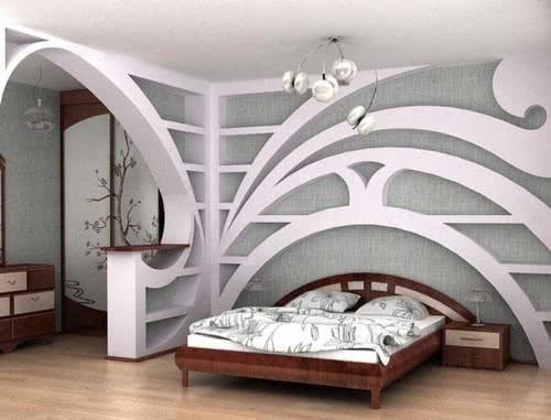 фото: Арочные элементы в дизайне всего пространства