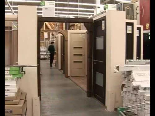 фото: Большой ассортимент дверей и комплектующих