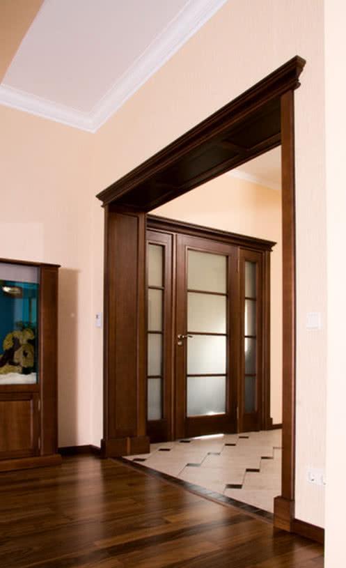 фото: Дверные доборы размеры