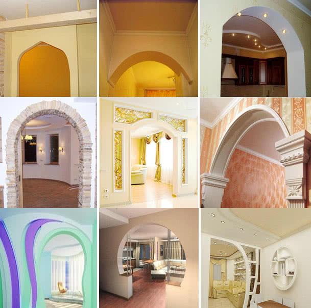 фото: Фото подборка оригинальных арок