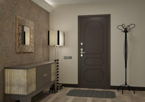 фото: Внутренняя отделка входной двери не обойдется без отделки откосов и всего проема