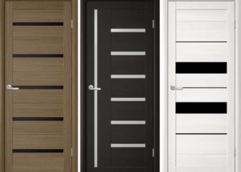 виды межкомнатных дверей