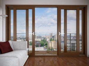 Стоит ли устанавливать витражные двери на балкон: плюсы и минусы